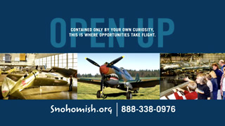 Snohomish Tourism: Open