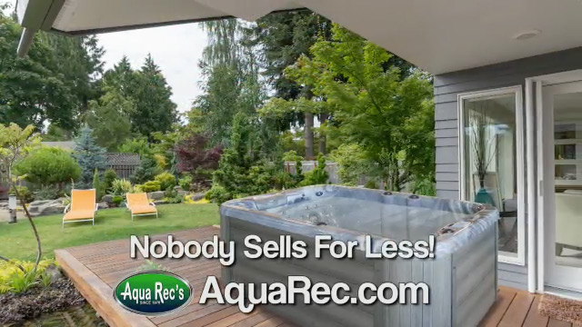 Aqua Req: Hot Tub King