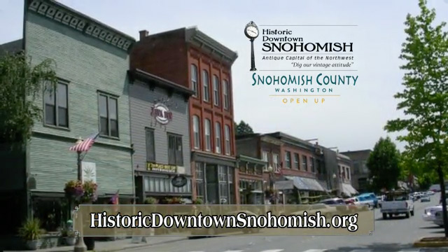 Historic Downtown Snohomish