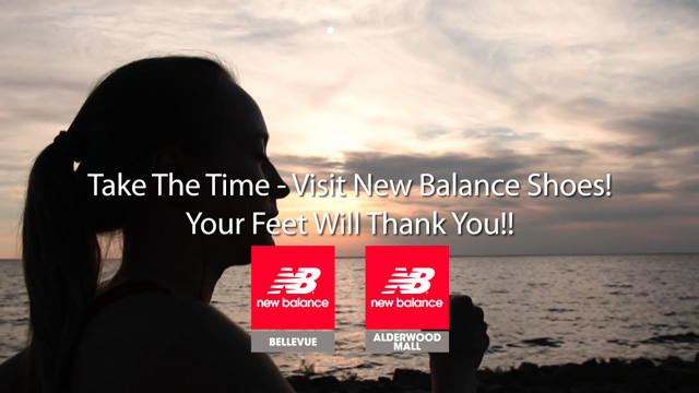 New Balance Shoes - Generic Spot