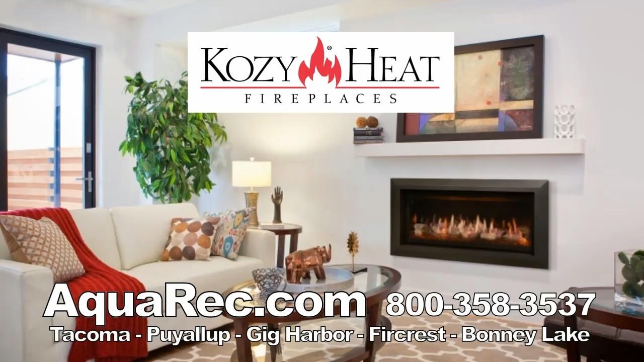 Aqua Rec: Kozy Heat