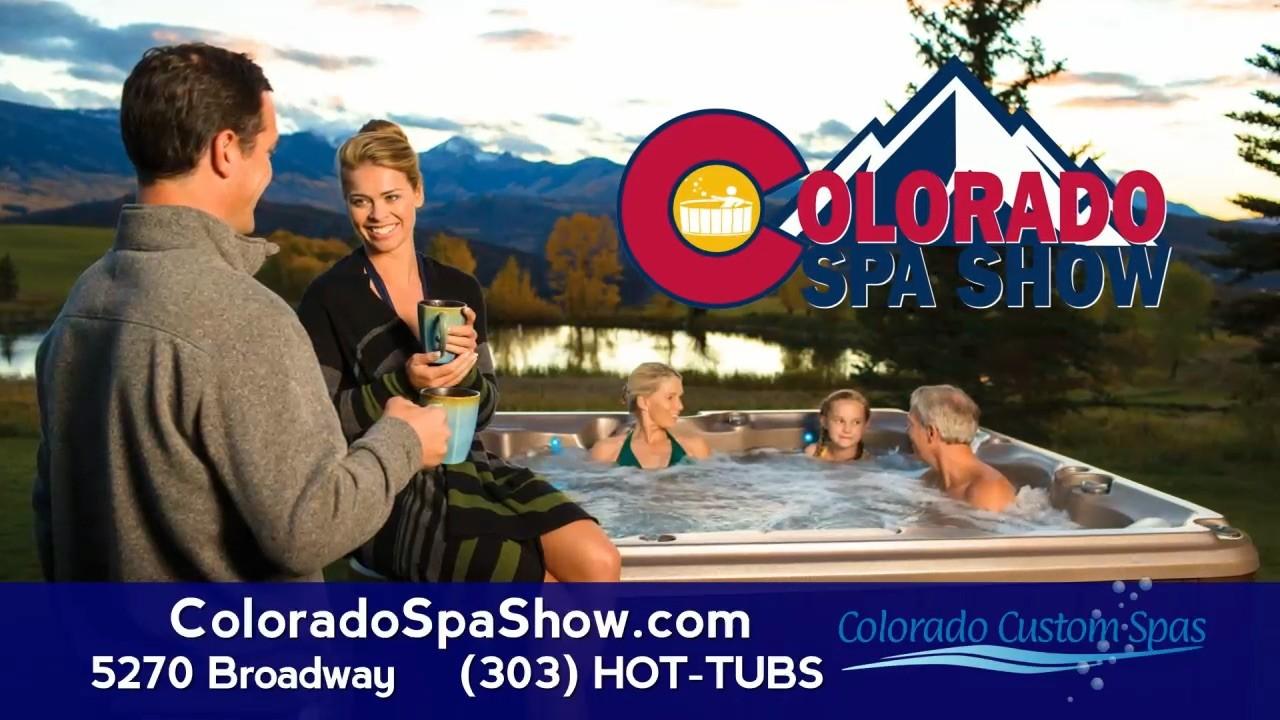 Colorado Custom Spas: Colorado Spa Show