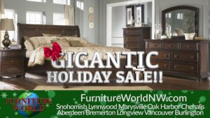 Furniture World: December Holiday Credit