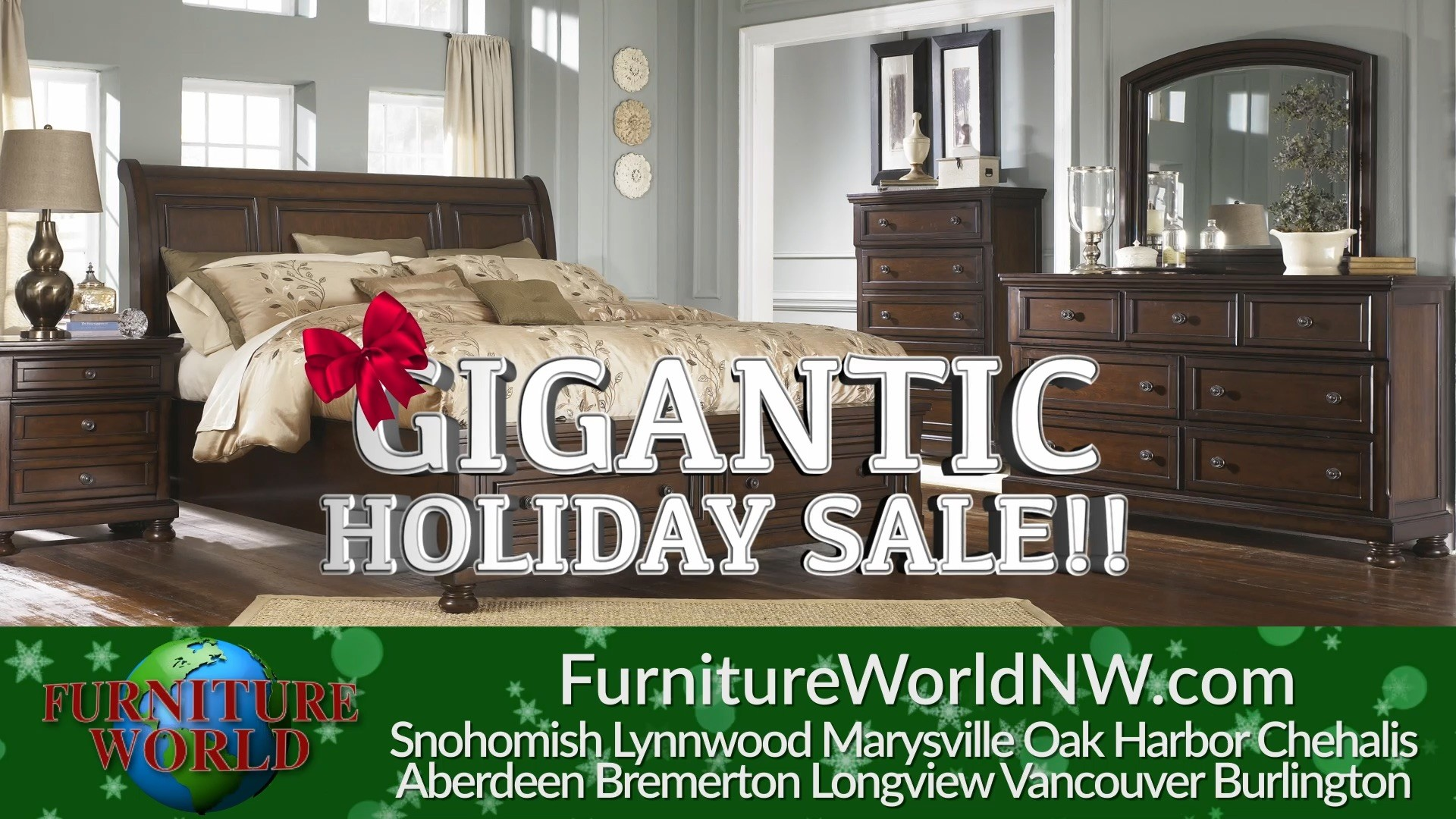 Furniture World: December Holiday Credit