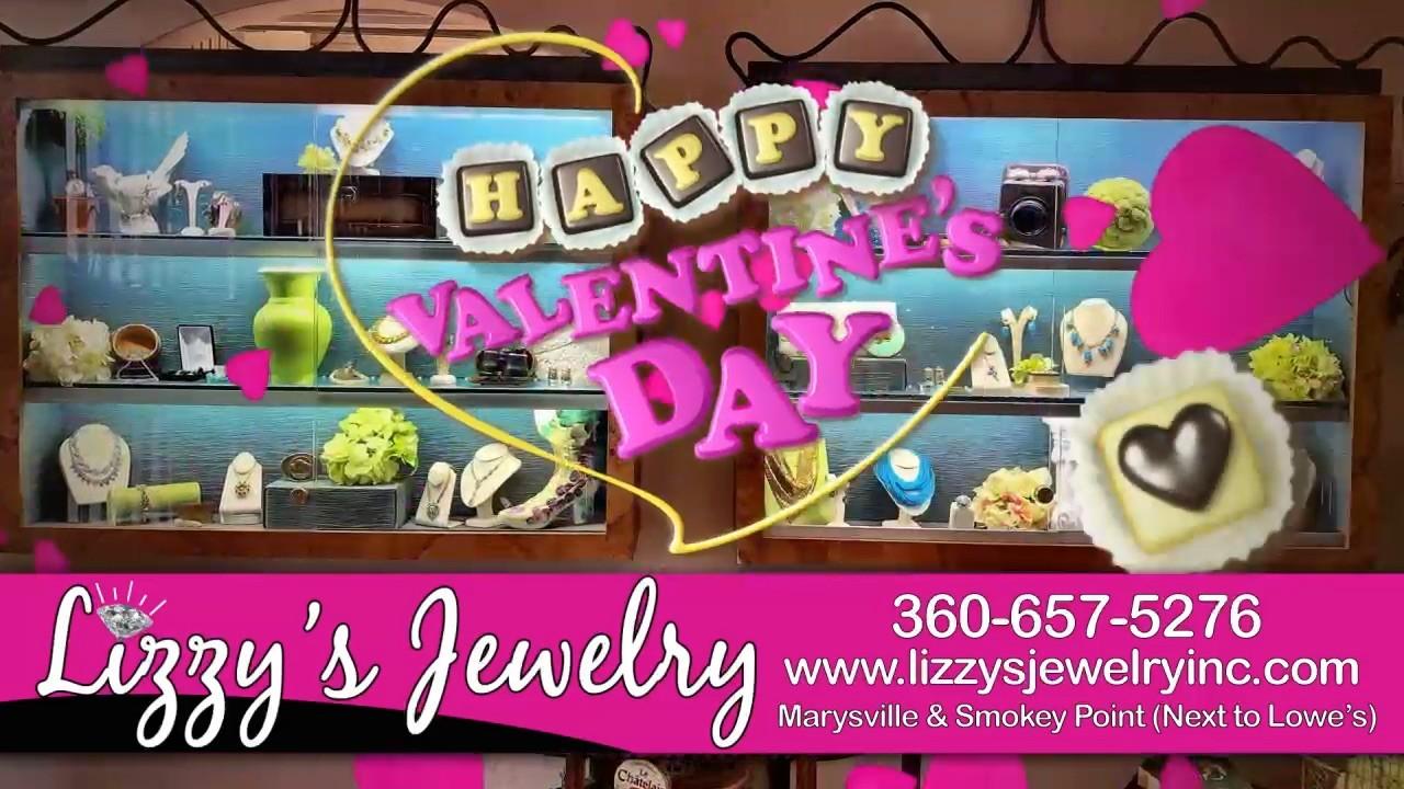 Lizzy's Jewelry: Valentine's Day