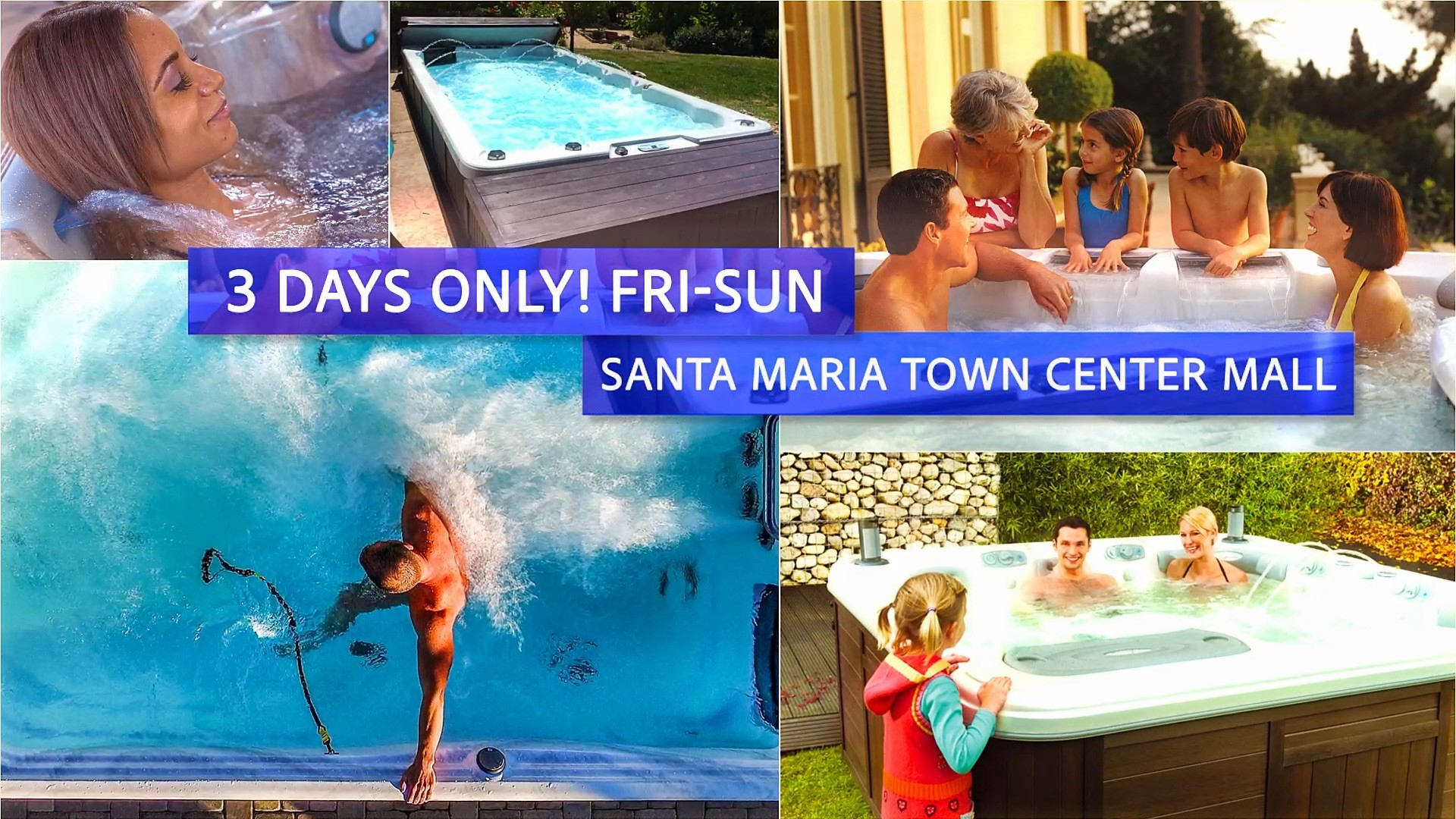Xtreme Backyards: Santa Maria