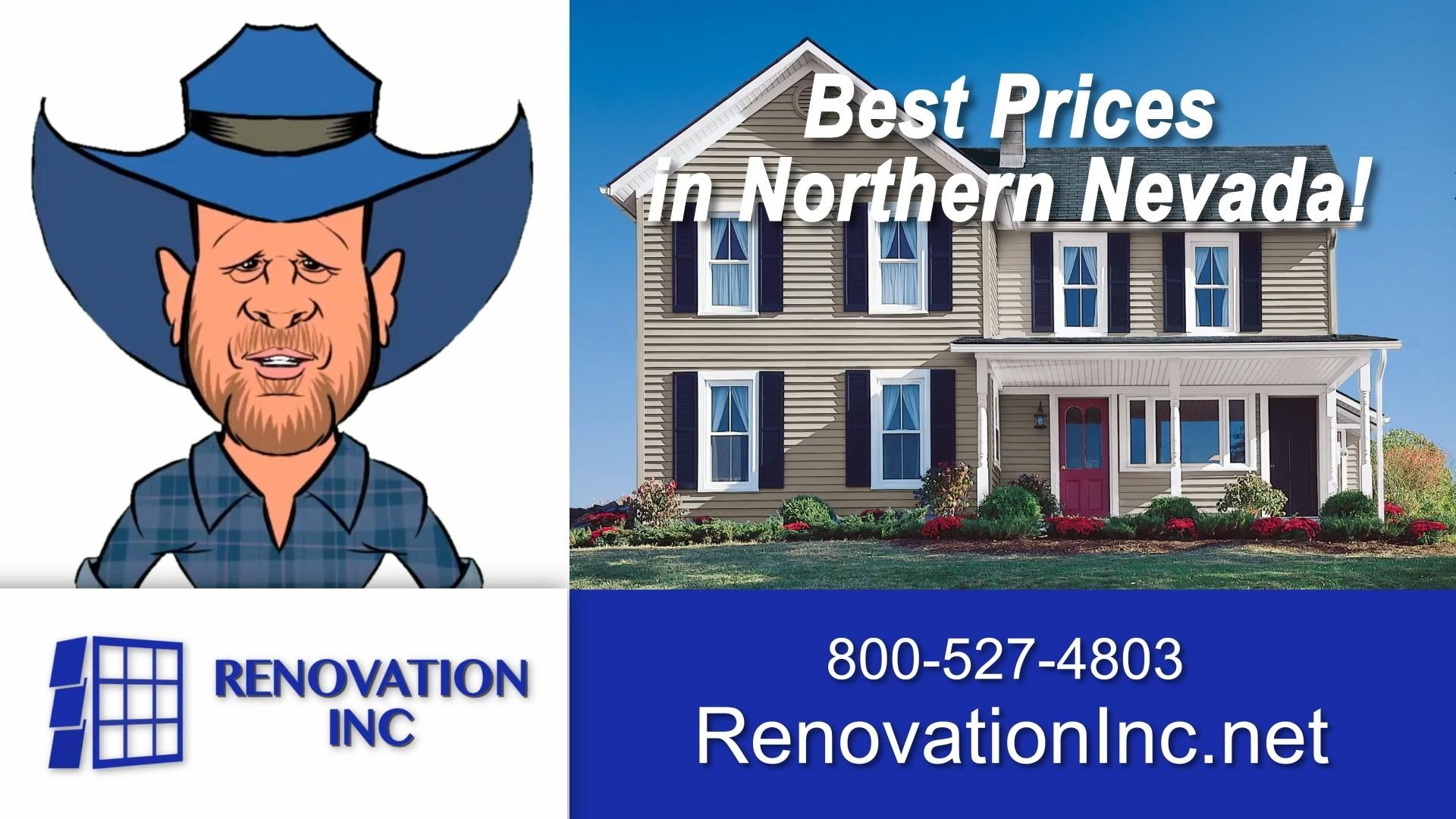 Renovation Inc: Wild Bill - Siding