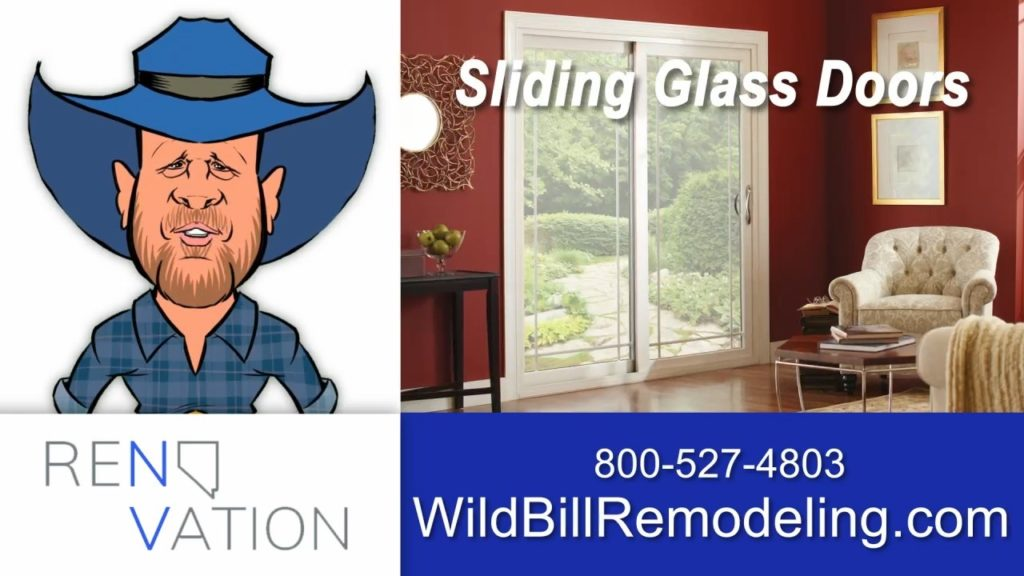 Renovation Inc: Wild Bill - Glass Doors