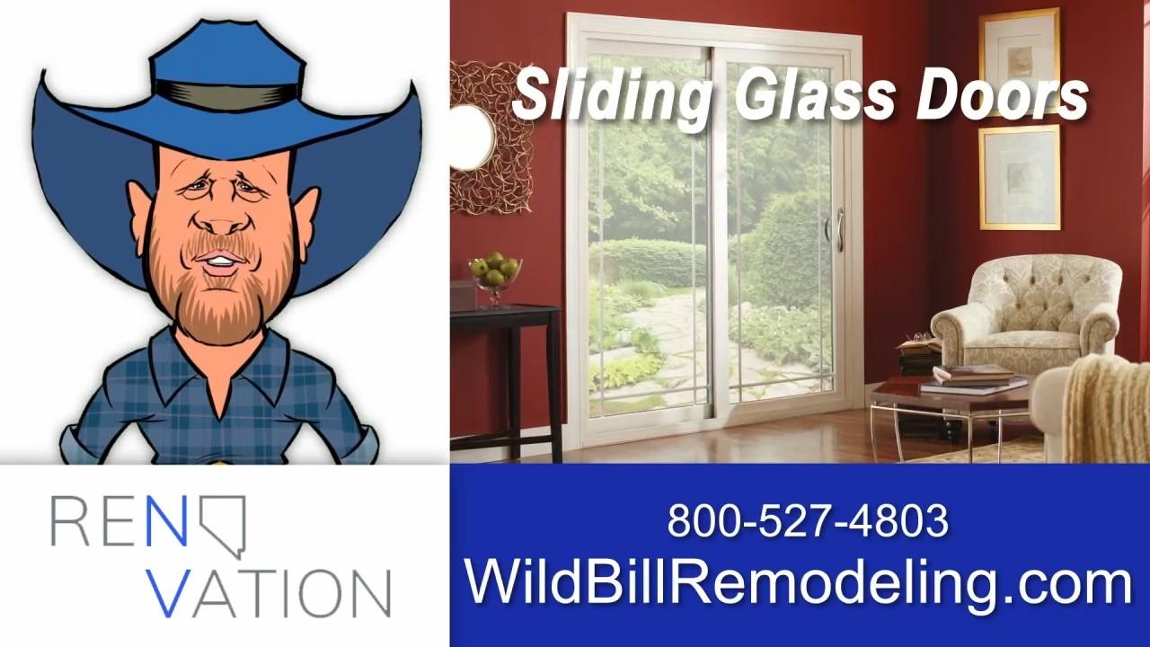 Renovation Inc: Wild Bill - Glass Doors