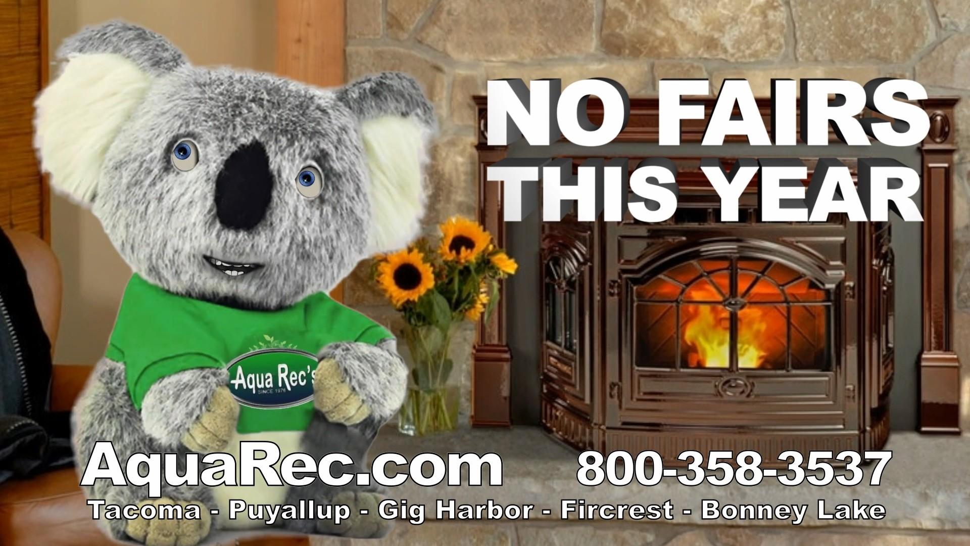 Aqua Rec: No Fairs - Quadra-Fire