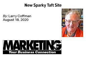 New Sparky Taft Site