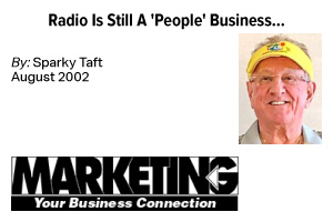 Radio Is Still A 'People' Business…